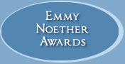 Emmy Noether Awards