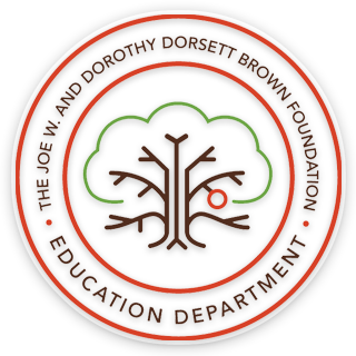 The Joe W. & Dorothy Dorsett Brown Foundation Education Department