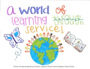 A world of learning through service